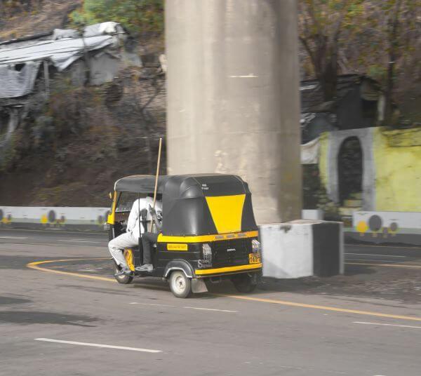 Auto Rickshaw photo