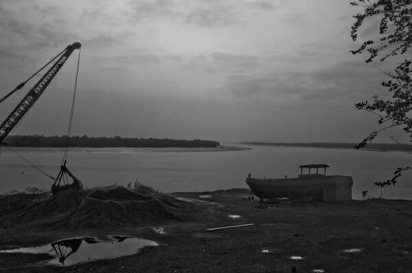 Crane Boat photo
