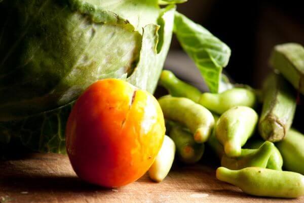 Food Vegetables photo