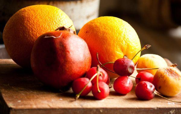 Many Fruit Varieties photo