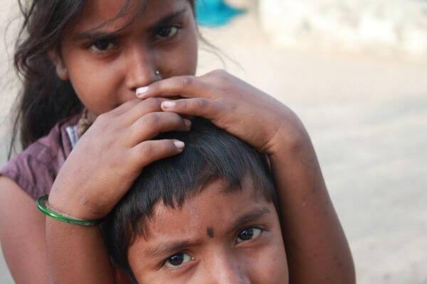 Street Children India photo
