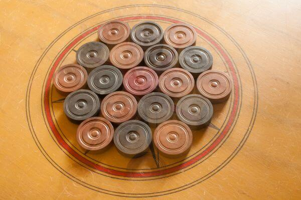 Carrom Game photo