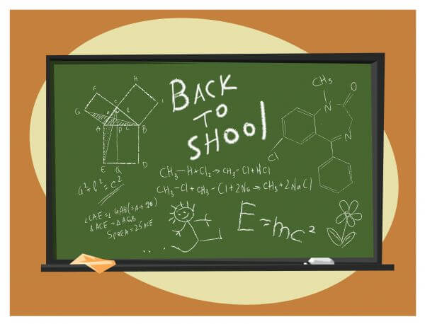 Education objects vector illustration for design vector