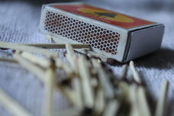 Matchbox Matchsticks photo