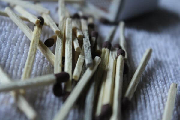 Matchbox Sticks photo