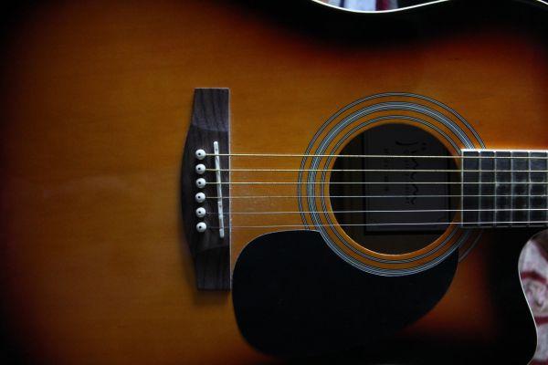Music Guitar Strings Intruments photo