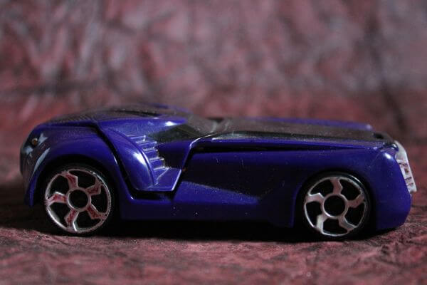 Old Toy Sports Car photo