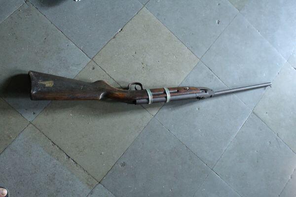 Rifle Vintage photo