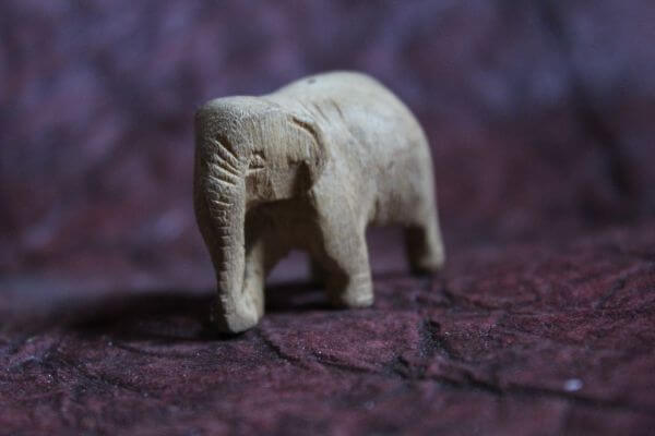 Stone Elephant Animal photo