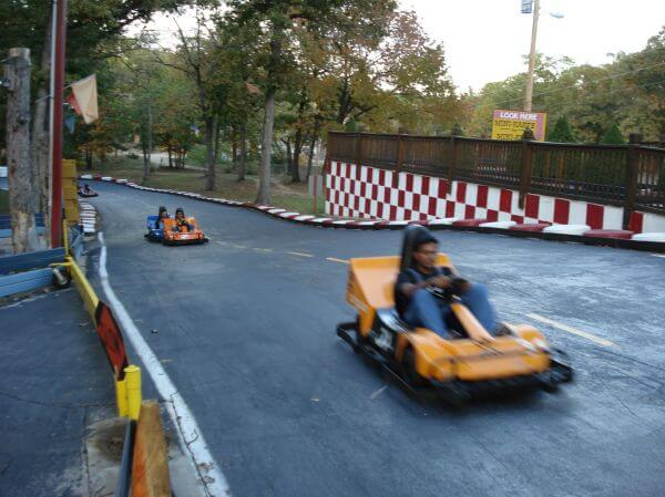 Go Karting Race photo