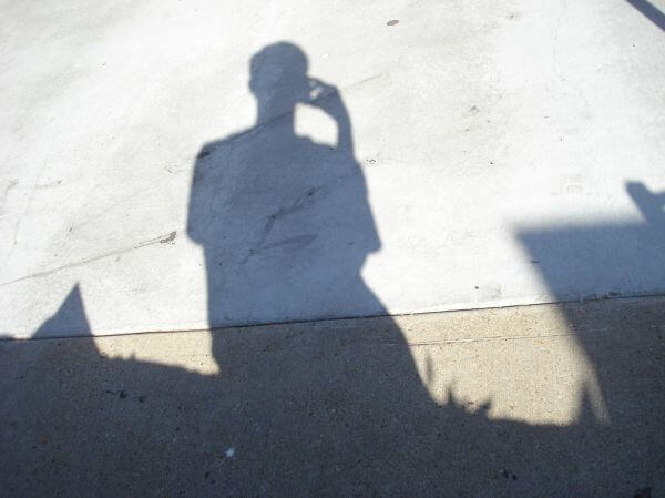 Photographer Shadow photo