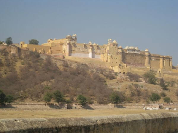 Amer Palace Jaipur India photo