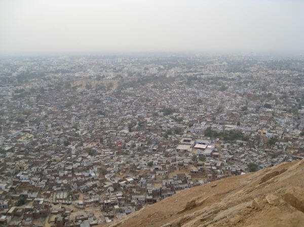 Indian City Jaipur photo