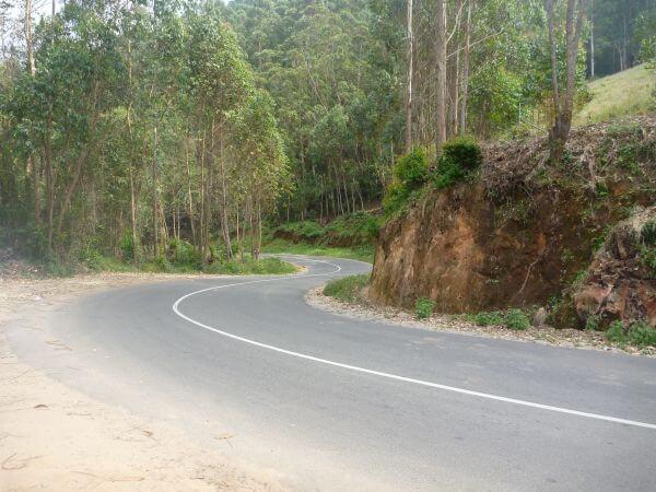 Curvy Road photo