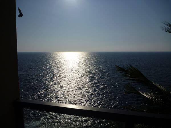 Balcony View Of The Sea photo