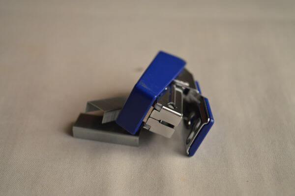 Blue Stapler 2 photo