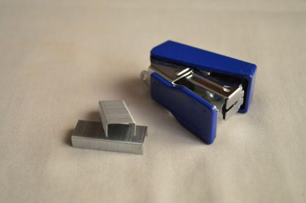 Blue Stapler photo