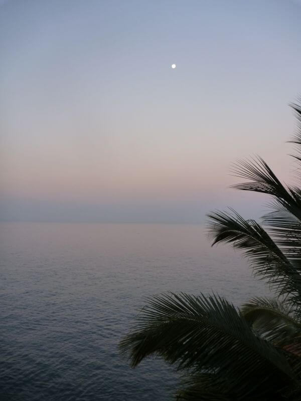 India Ocean Scene photo