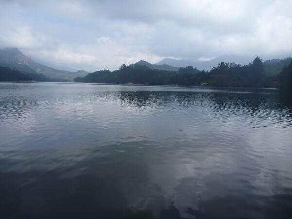 Lake Scenery Landscape photo