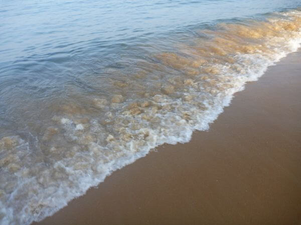 Sea Waves Beach Tropical photo