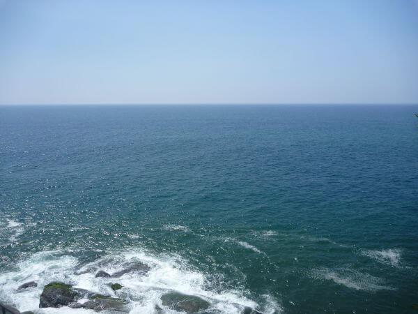 Sea Waves Rocks photo