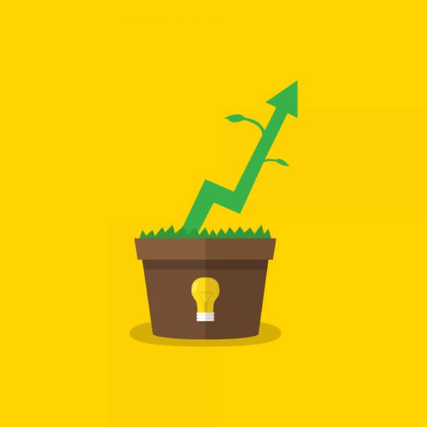 Growing profits vector