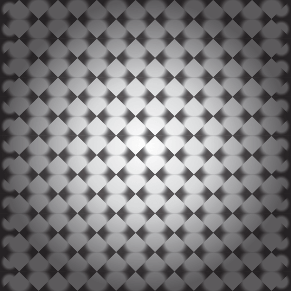 Vector geometric background vector