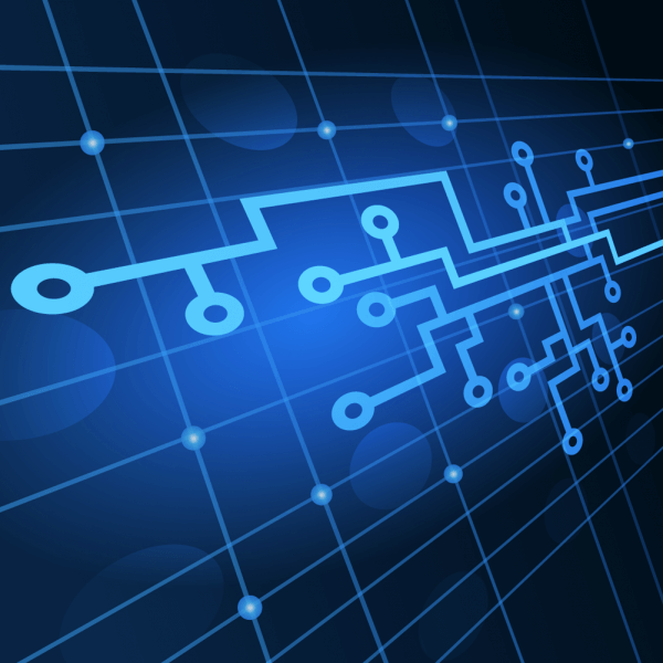 Vector Technology background vector