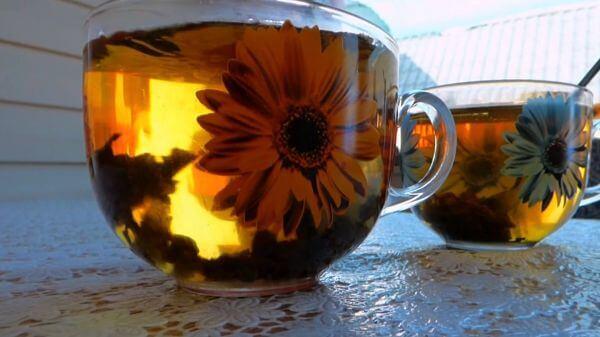 Two cups of tea  a cup of tea  tea video