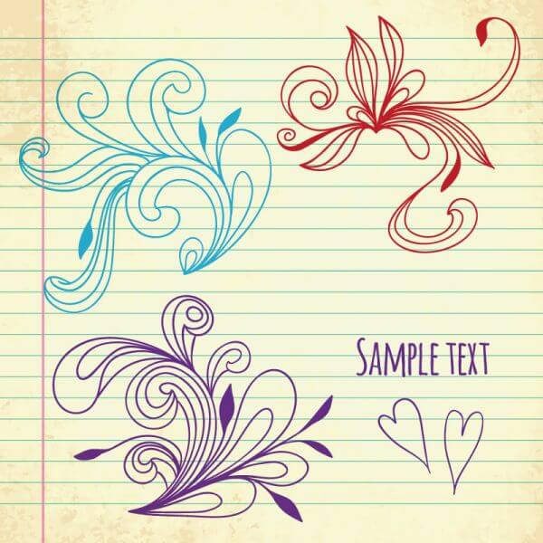 Doodle vector illustration  vector