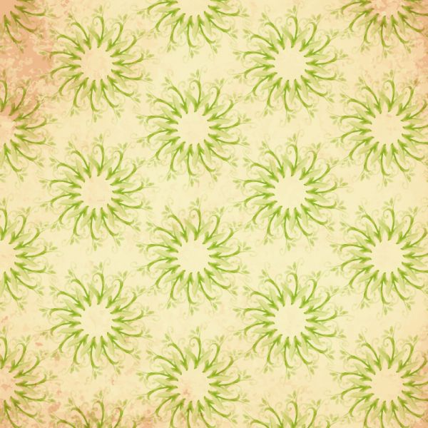 Watercolor vector pattern vector