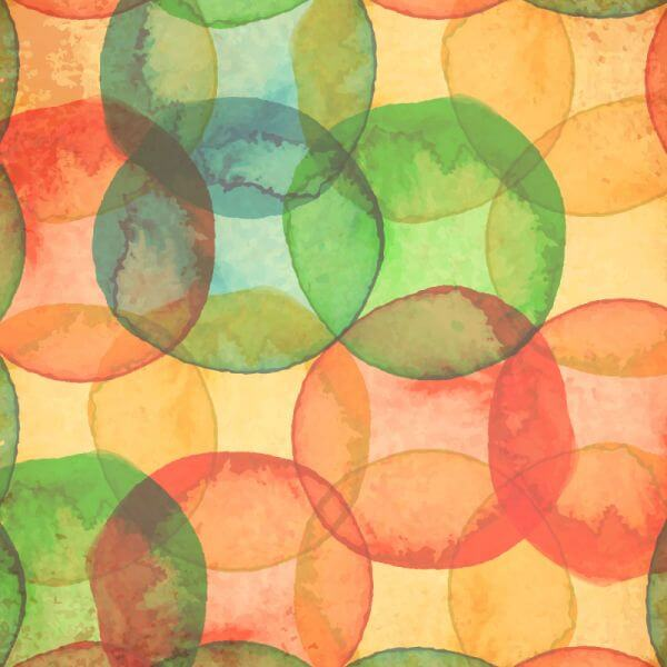 Watercolor vector texture vector
