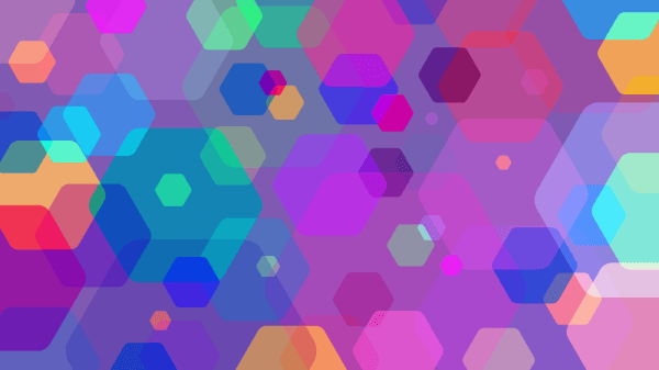 Colorful Abstract Shapes vector