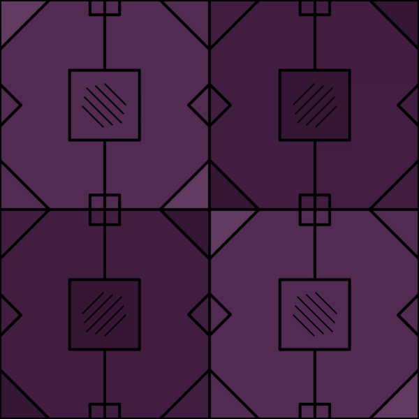 Purple Lines Pattern vector