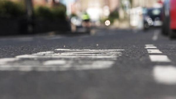 Road  street  tarmac video