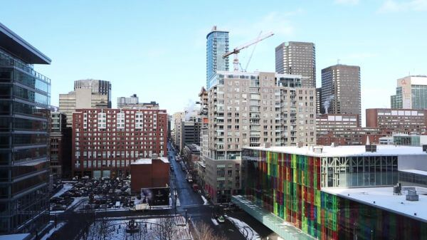 Montreal  city  town video