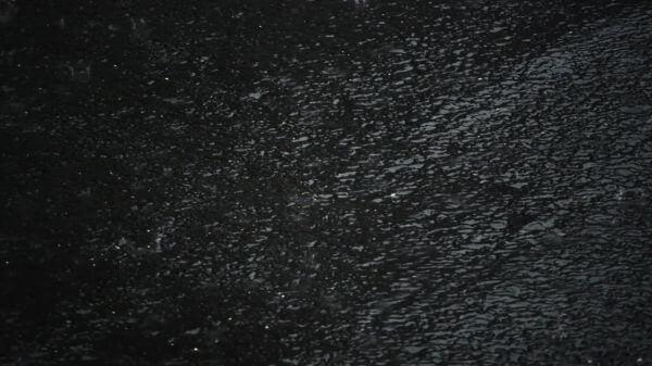 Rain  road  drop of water video