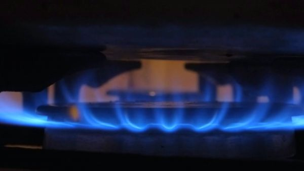 Fire  blue  stove video