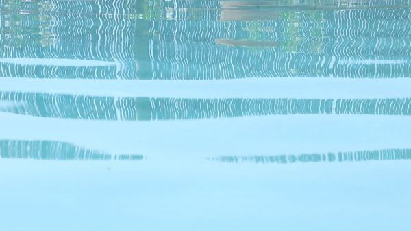 Swimming  pool  blue video