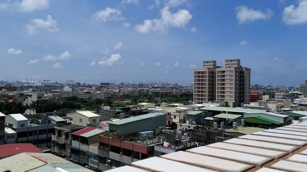 Kaohsiung  fongshan district  school hall video
