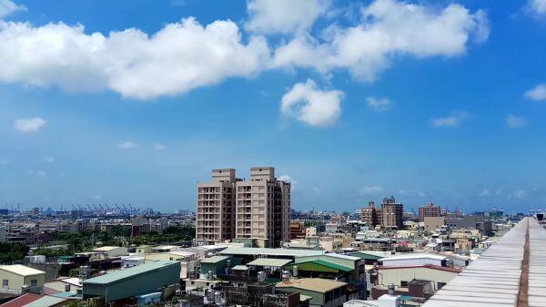 Kaohsiung  fongshan district  school hall video