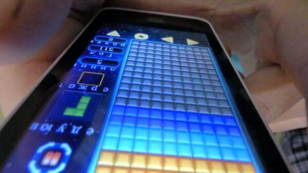 Smartphone  game  phone video