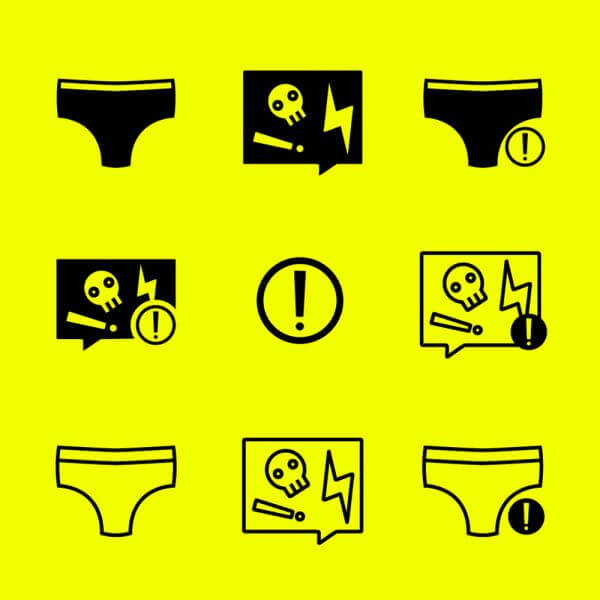 Report Icons vector