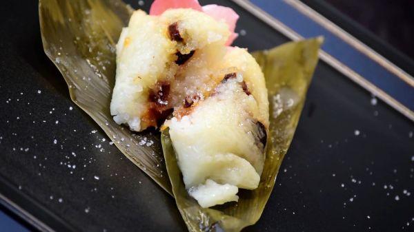 Rice  dumpling  food video