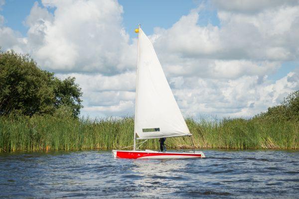 Sail boat photo