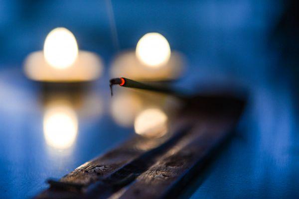 Incense photo