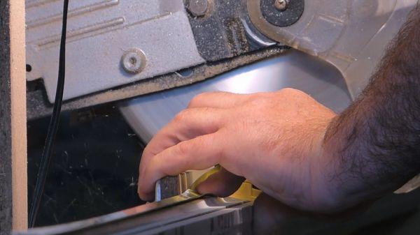 Pendulum saw  saw  aluminum profile video