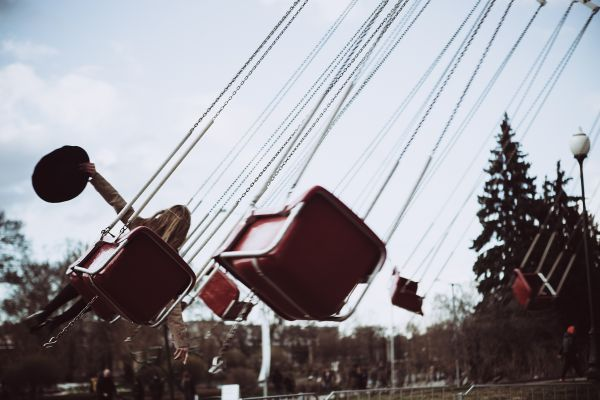 Amusement park photo