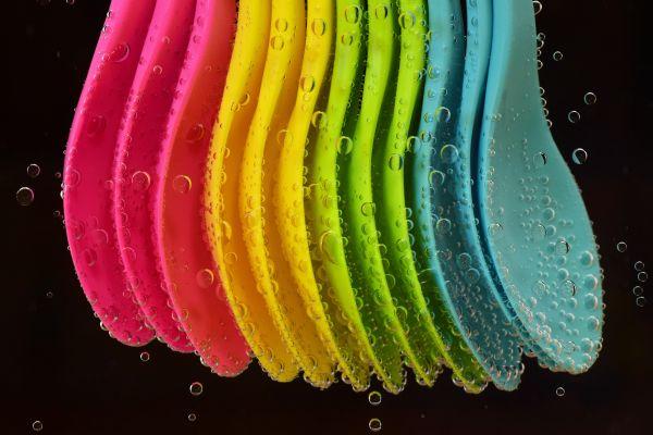 Air bubbles photo