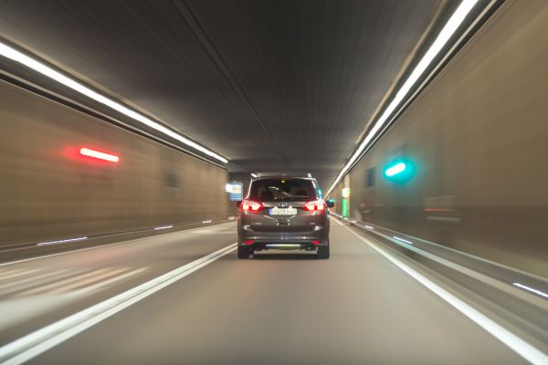 Tunnel vision photo